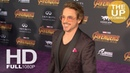 Avengers Infinity War premiere arrivals red carpet photocall in Los Angeles