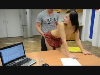 Top escort club - role play office secretary fuck ( skirt, job, work, sex, porn, homemade,секс,анал, мжм, минет,анал,порно )