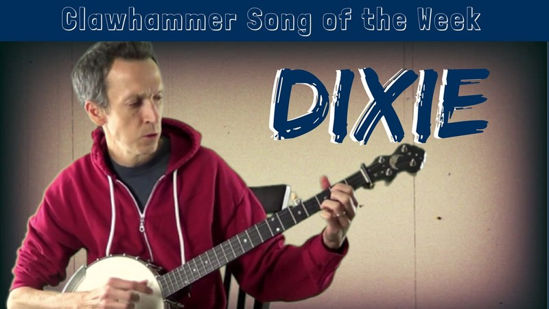 Clawhammer Banjo - Song (and Tab) of the Week: