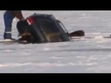BMW утонула