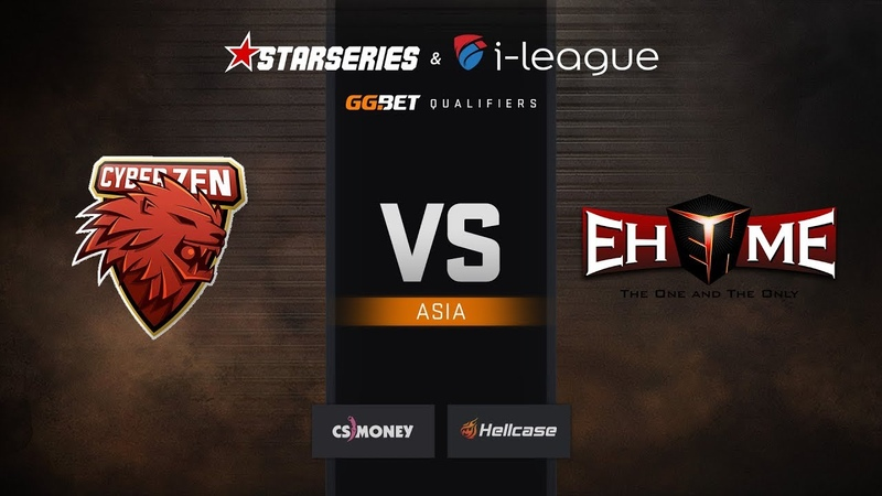 CyberZen vs EHOME, map 3 mirage, StarSeries i-League Season 6 Asia Qualifier
