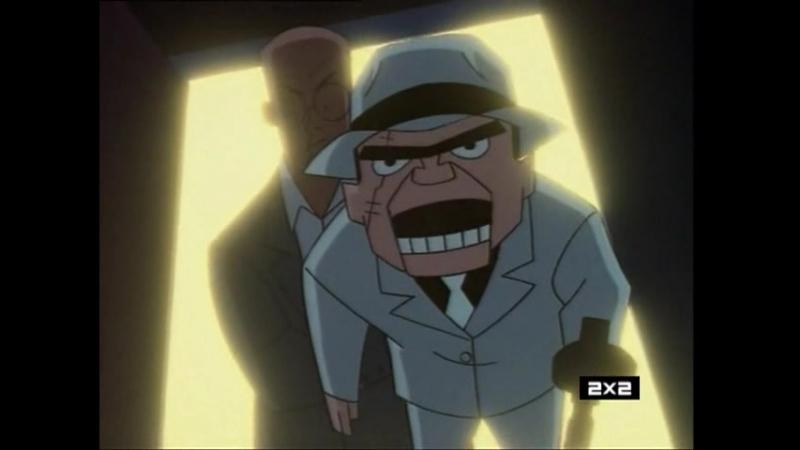 Бэтмен: Рыцари Готэма / Сезон 1 / Эпизод 4 / Ничего не бойся