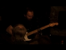 Two men The Blues in «Jimi Hendrix Blues Club» Sankt-Peterburg