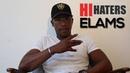 ELAMS réagit aux Haters du net dans HiHaters OKLM TV