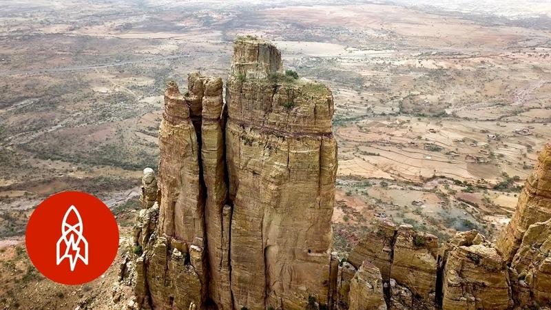 Ethiopia's Chapel in the Sky