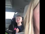 видео-подборка_дети в машине