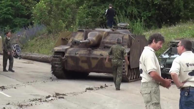 StuG 40 Ausf. G производства Alkett