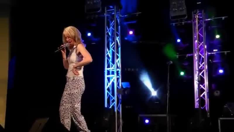 Linda Jo Rizzo Heartflash Live In Dresden 2012 HD