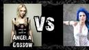Angela Gossow VS Alissa White Gluz Voice Battle