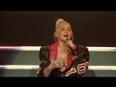Christina Aguilera - Sick of Sittin - Radio City Music Hall NY - 4th of Oct 2018