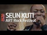 Seun Kuti - live @ ART Rock Festival (Full set HiRes) ARTE Concert