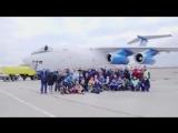 Как снимался клип S7 Airlines OK Go, Upside down