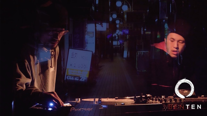 ILL SUGI • Tajima Hal - Beatmaker Live Set from Tokyo Nakano - BENTEN