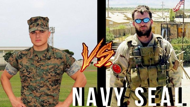 U S Marine Tried The Navy SEAL Body Armor Challenge