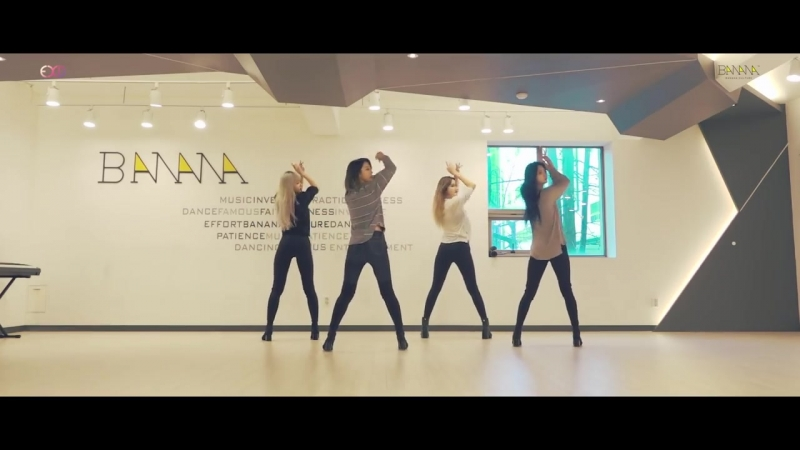 [EXID(이엑스아이디)] 덜덜덜 안무 영상(DDD Dance Practice Video)