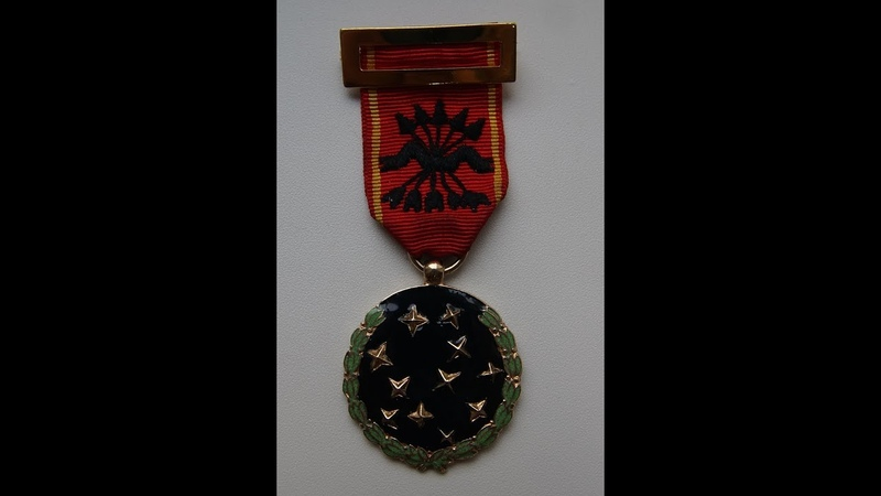 Spain. Nominated medal of the Old Guard granted by the SPANISH FALANGE (Medalla de la Vieja Guardia)