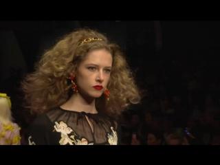 Dolce&Gabbana Donna SS18
