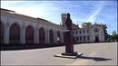 2) Поездка в Петергоф. Верхний и Нижний парки.