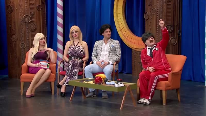 Güldür Güldür Show 106. Bölüm, Şevket Hocanın Yabancı Hayranları