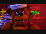 FNAF SFM SONG - Merry FNAF Christmas Song by JT Machinima