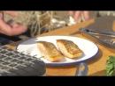 Pan-Seared Salmon - Bart's Fish Tales - AD