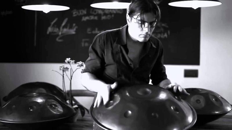 Improvisation On Theme For Handpan - Loris Lombardo