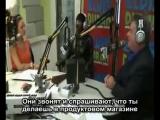 Lady Gaga — Интервью для «Z100» (RUS SUB)