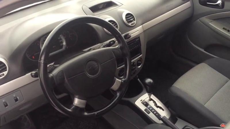 Всесезонные 3D автомобильные коврики в салон Chevrolet Lacetti (Шевроле Лачетти) 2004-2012 LUXMATS
