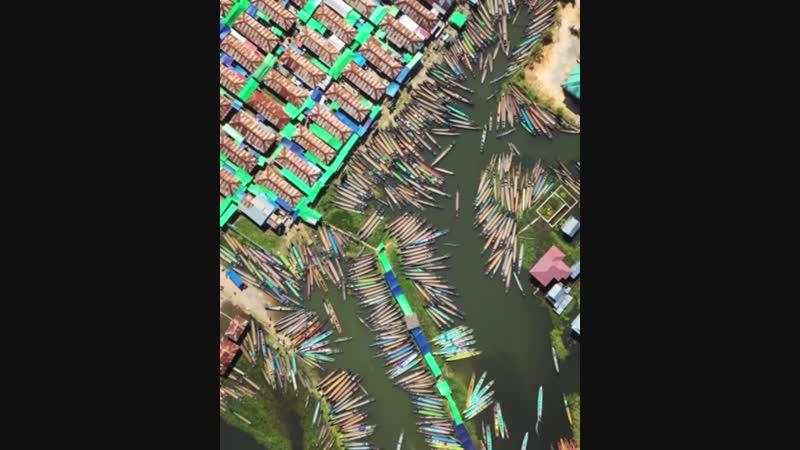 Бирманский рынок