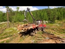 Komatsu 865 - Comfort Ride - LoadFlex - Norway