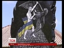 Пам'ятник Небесній Сотні встановили у центрі Борисполя
