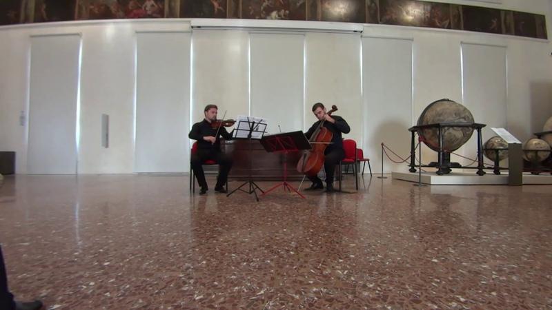 Tomaso Albinoni - Sonata da Chiesa no.6. Kyrylov, Genovese.