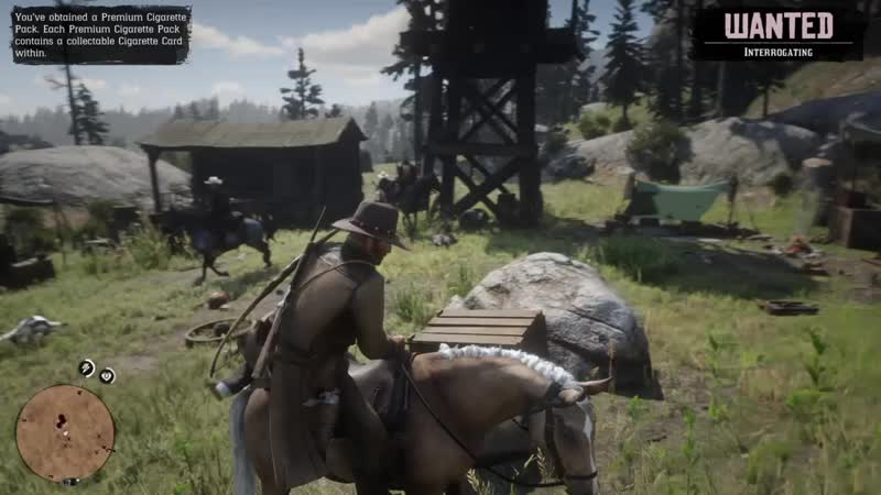RDR2 Leaked Gameplay