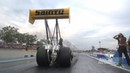 On The Start Line with the Sainty Top Fuel 700 Dragster