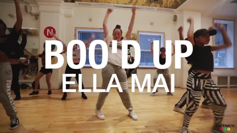 Boo'd Up - Ella Mai | Choreography by Irene Murphy.