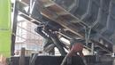 Cara merakit dump truck tronton