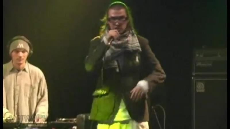 2010.11.07 - ПРП Концерт part 2 - Вредный Испанец - live (Ikra Club, Москва)