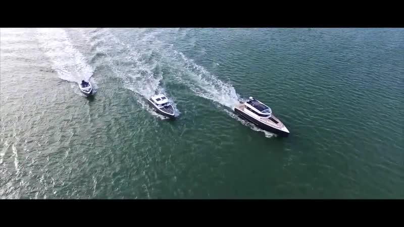 Морской алюминиевый катер XO 360 RS