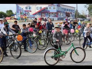 Велофестиваль Айны 2018