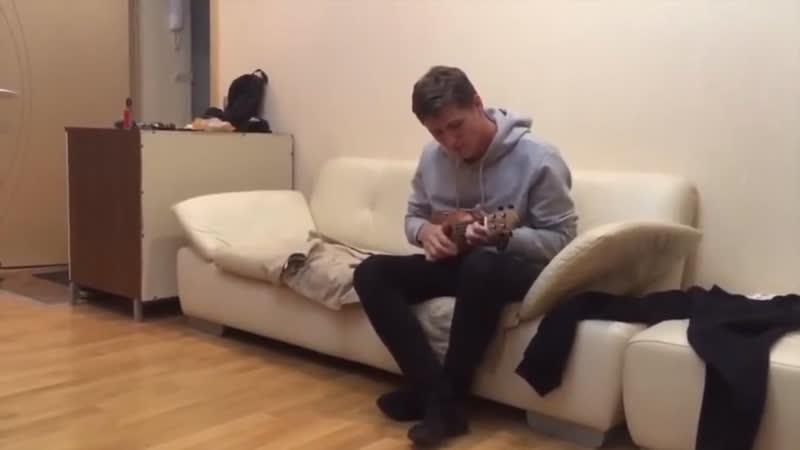 Что-то с укулеле