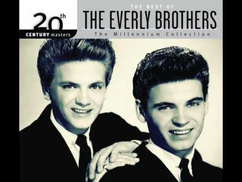 The Everly Brothers - Cathys Clown.wmv