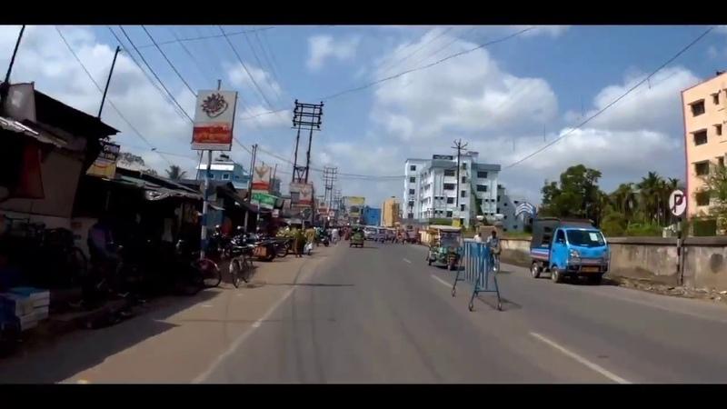 Kakdwip Town   Kakdwip to Namkhana   Kolkata to Bakkhali By Road Trip   Suzuki Intruder 150 Bike