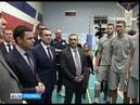 Губернатор Дмитрий Миронов передал волейбольному клубу Ярославич новый комфортабельный автобус