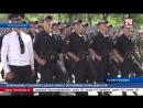 В воинской части Нацгвардии приняли присягу 76 крымчан В Крыму продолжается весенний призыв в ряды Вооружённых сил. Торжественна