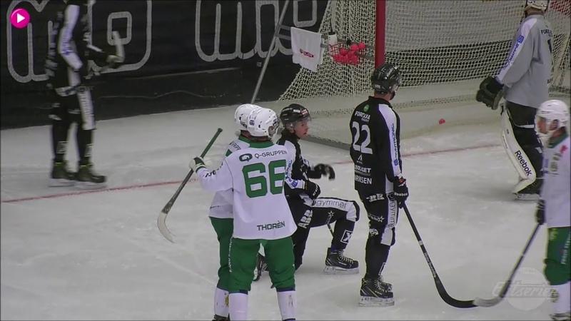 Elitserien Sandvikens AIK Hammarby 5 3