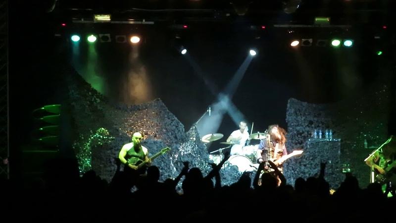 SOULFLY - Blood Fire War Hate [[ Sofia/Universiada Hall/06.07.2018 ]]