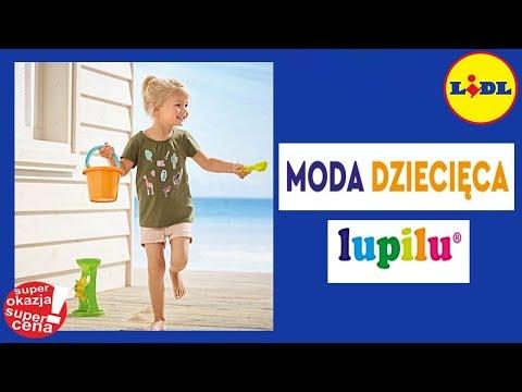 Oferta LIDLA od 21.05.2018 | Moda Dziecięca