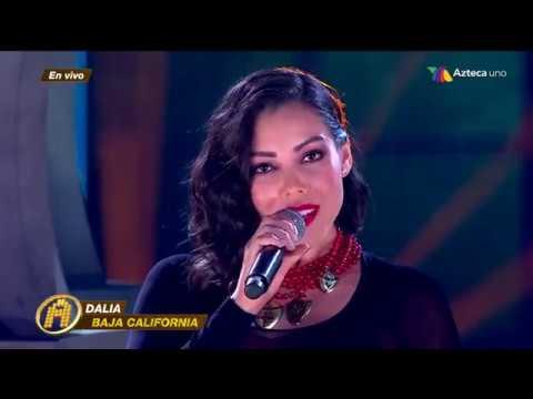 Dalia - La Malagueña - La Academia 16/Sep/2018
