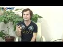 Блоггер Егор Воробьев спел песню Бузовой в прямом эфире Блокнота Волгограда