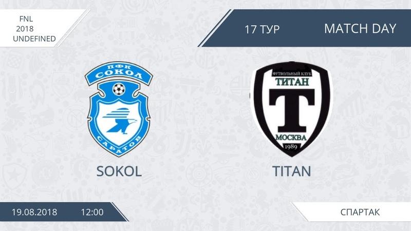AFL18 Russia FNL Day 17 Sokol Titan